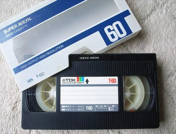 What To Do With Old VHS Tapes?
