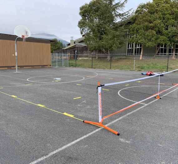Have Pickleball Net, Will Travel – Easy Set Up and FUN!