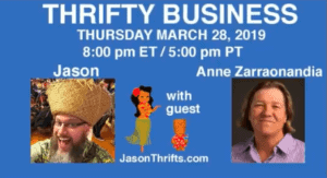 Thrifty Business
