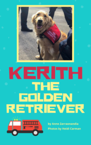 Kerith The Golden Retriever