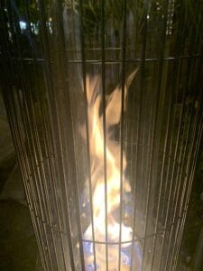 Our Outdoor Patio Heater